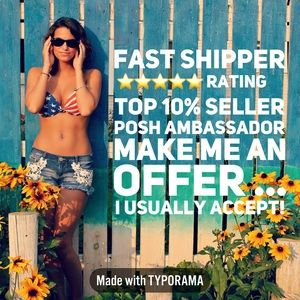 Other - Offers Welcome - Like us to follow closet
